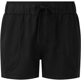 tentree Instow Shorts Dames, meteorite black